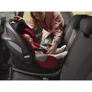 Recaro - Lupinica Avan Select, Garnet Red