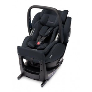 Recaro - Vzvratni reboard avtosedež 2v1 Salia Elite, Select Night Black