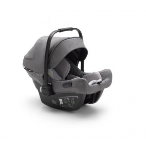 Bugaboo Turtle by Nuna Air - lupinica grey melange